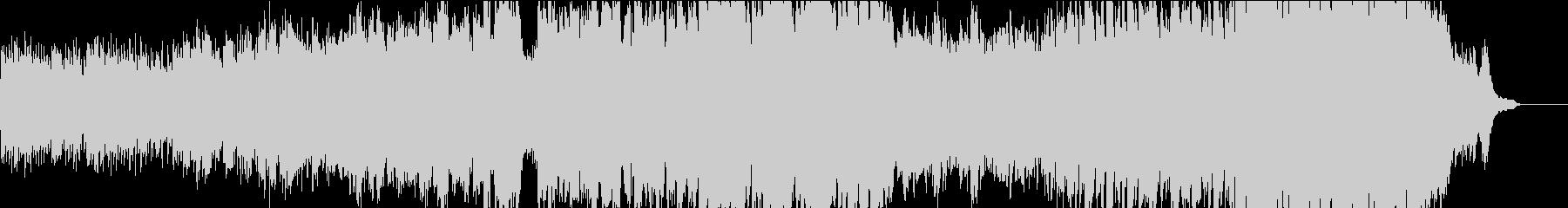 ハリウッド風ピアノ+オケ2打楽器抜きの未再生の波形