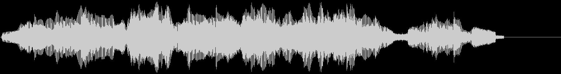 コンピューター口ハープエラーの未再生の波形
