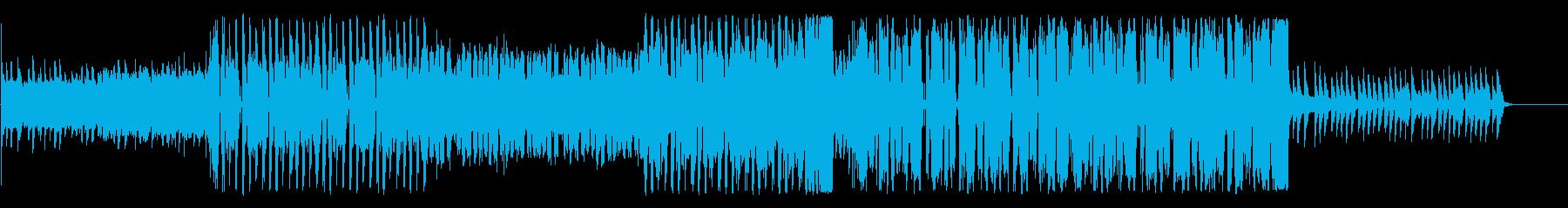 企業VP・Future Bass  bの再生済みの波形