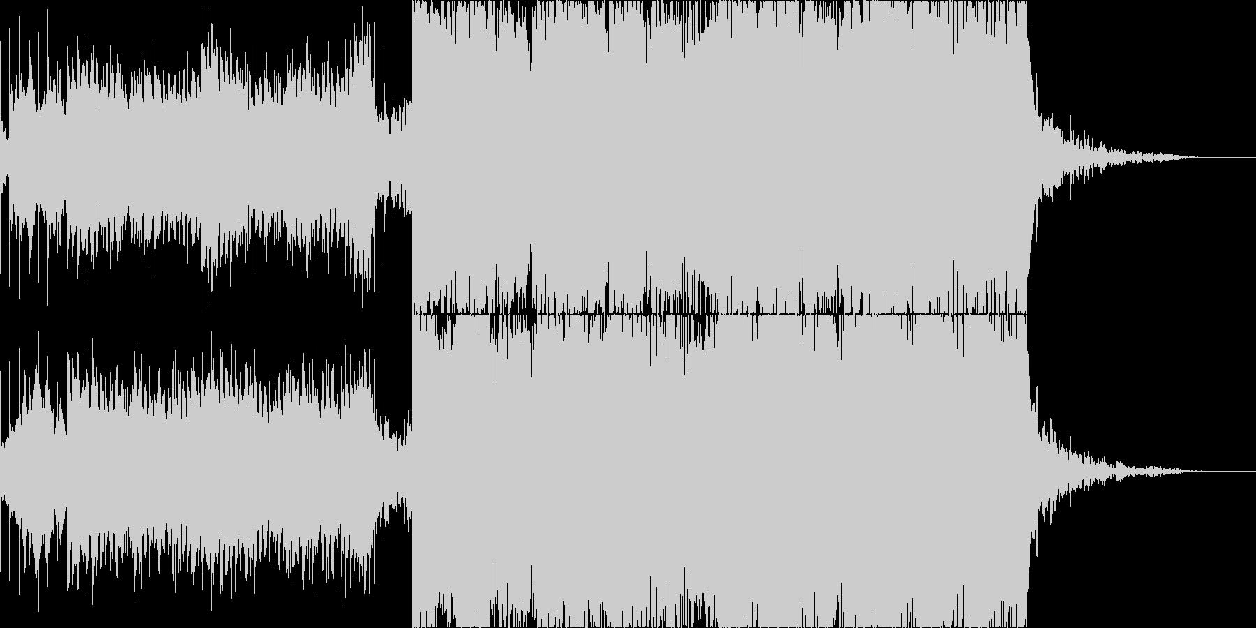 ハーモニクス / 空間エレクトロニカの未再生の波形