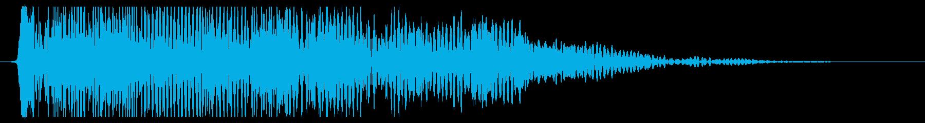 中エネルギーエネルギー爆発、トーナ...の再生済みの波形