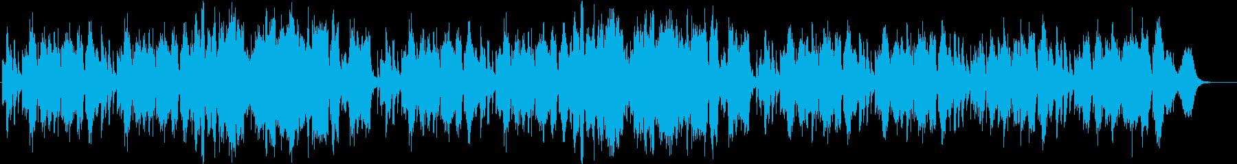 弦楽四重奏が奏でる優雅なワンダーランドの再生済みの波形