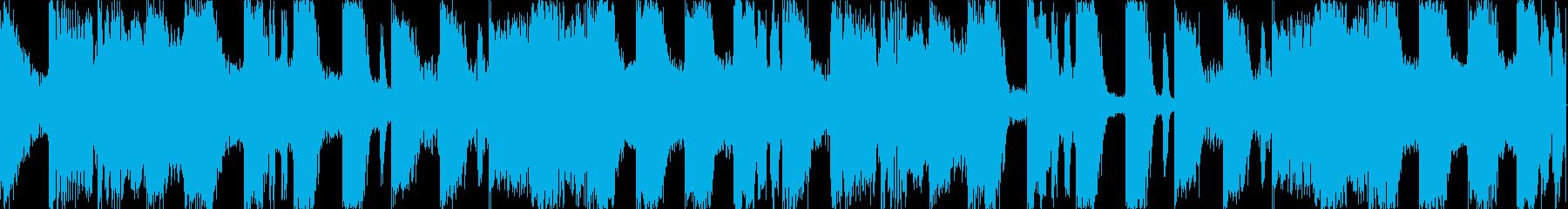 Dubstep [ダブステップ]の再生済みの波形