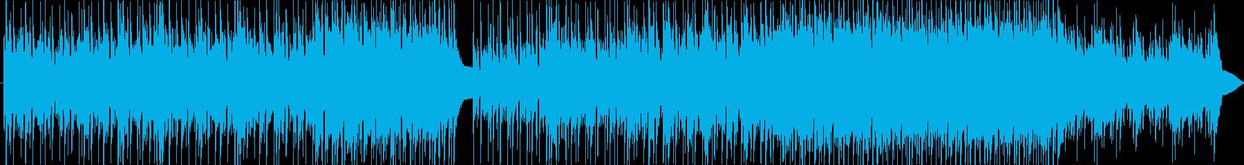 イージーリスニング サスペンス 説...の再生済みの波形