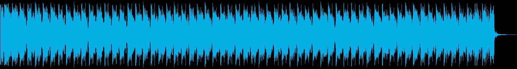 キラキラしたエレクトロ_No645_5の再生済みの波形