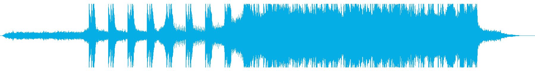 壮大なオーケストラ・映画オープニング系の再生済みの波形