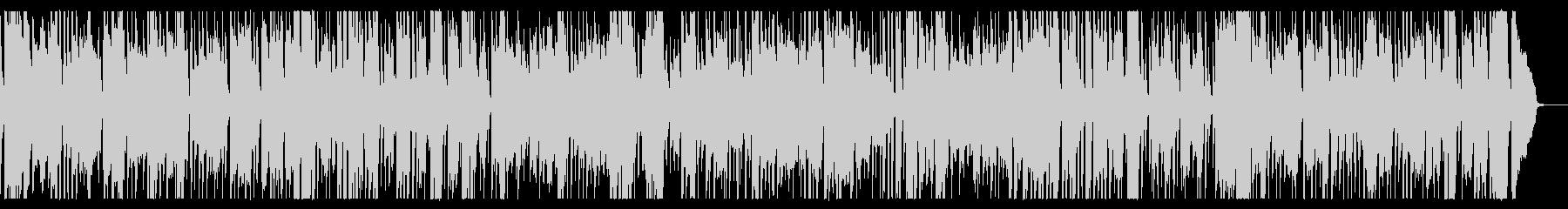 生演奏・豪華ジャズビッグバンド大人BGMの未再生の波形