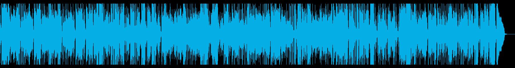 生演奏・豪華ジャズビッグバンド大人BGMの再生済みの波形