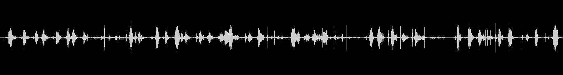 【シャープペン01-02(書く)】の未再生の波形