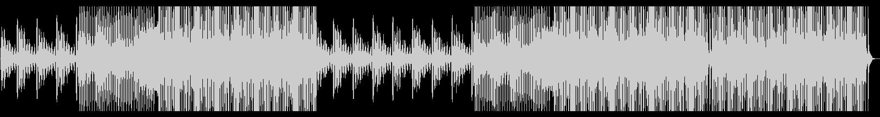 シンプル/ハウス2_No403の未再生の波形