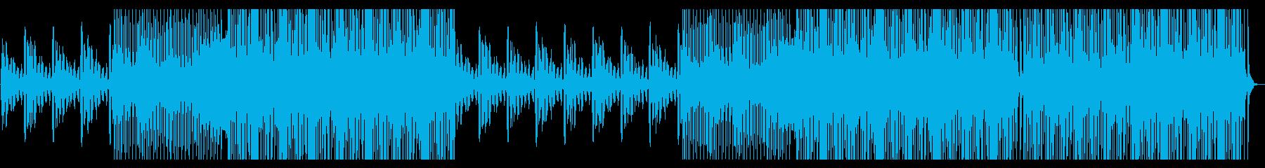 シンプル/ハウス2_No403の再生済みの波形