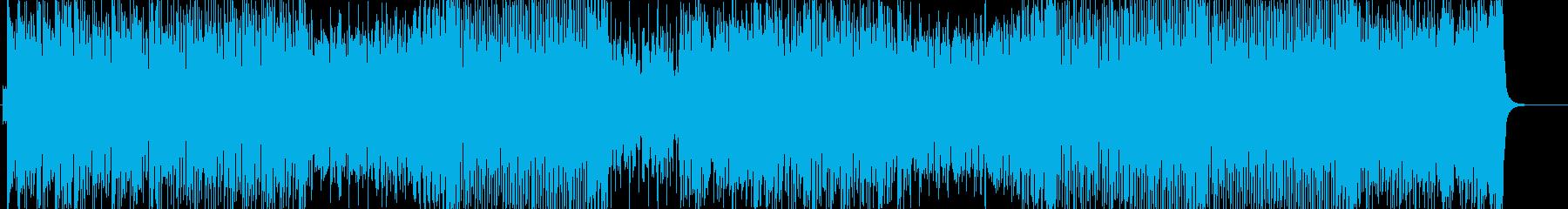 スピード 追跡 激しい 挑戦 レースの再生済みの波形