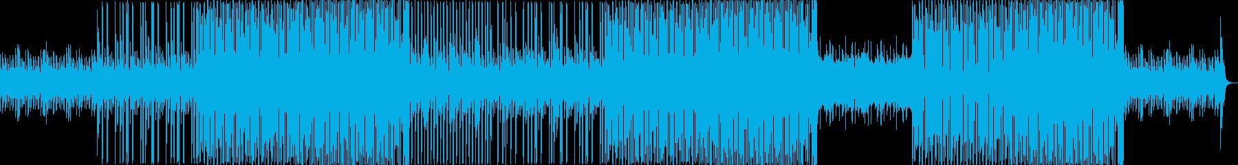 春・夏・爽やか・アップテンポ・ピアノ旋律の再生済みの波形