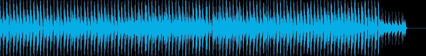 Heartwarming classical guitar pop's reproduced waveform
