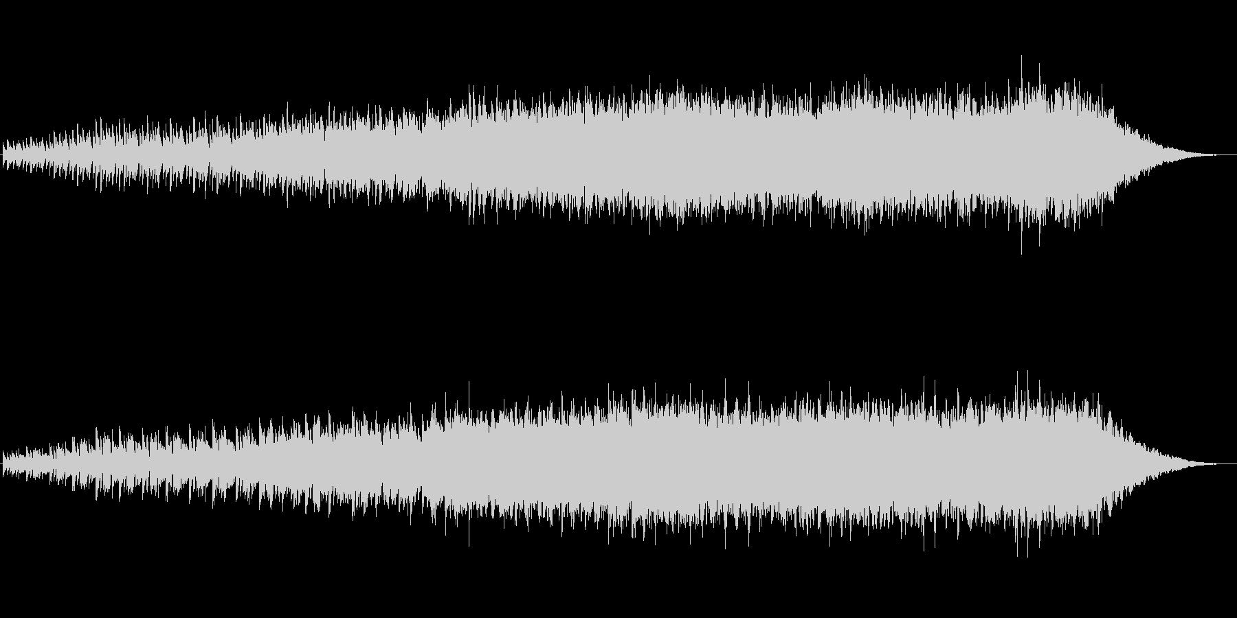 ピアノ キラキラ リラクゼーションの未再生の波形