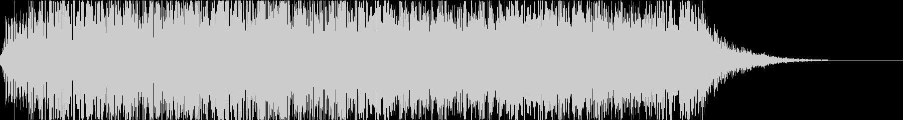 怪物・モンスターの鳴き声・ゲーム・映画bの未再生の波形