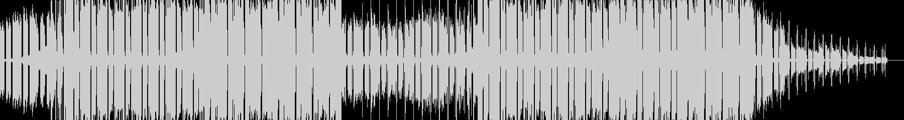 レトロ ビンテージ 電気ピアノ 臓...の未再生の波形