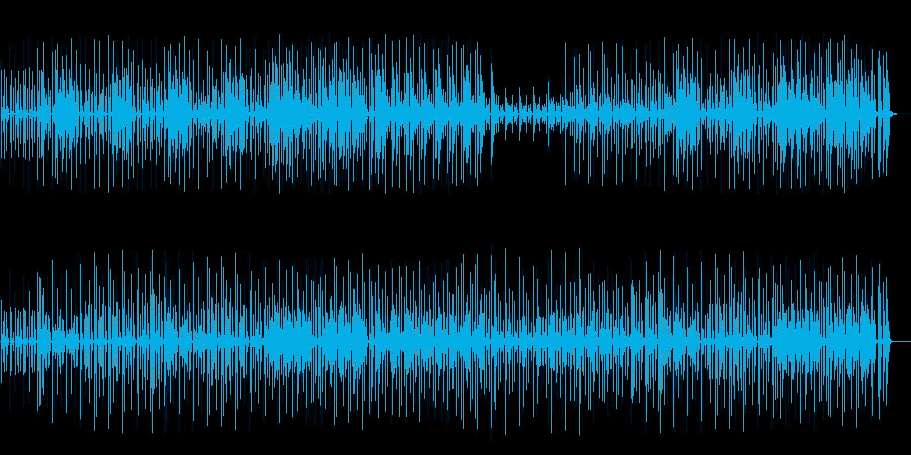 商品説明にぴったりの曲、探してませんか?の再生済みの波形