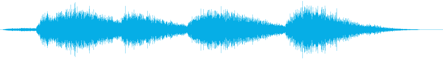 GHOSTS 4 SCREAMIN...の再生済みの波形