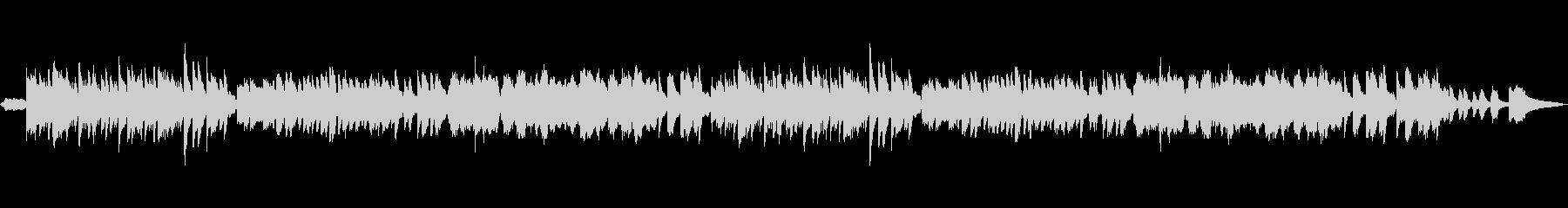 ヒーリングクラシック4-long verの未再生の波形