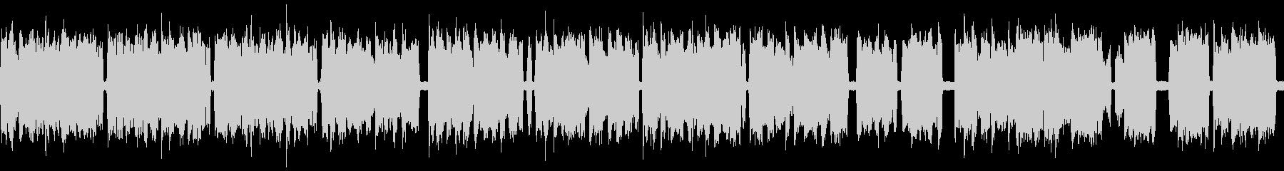 アコーディオンでほのぼのしたBGMの未再生の波形