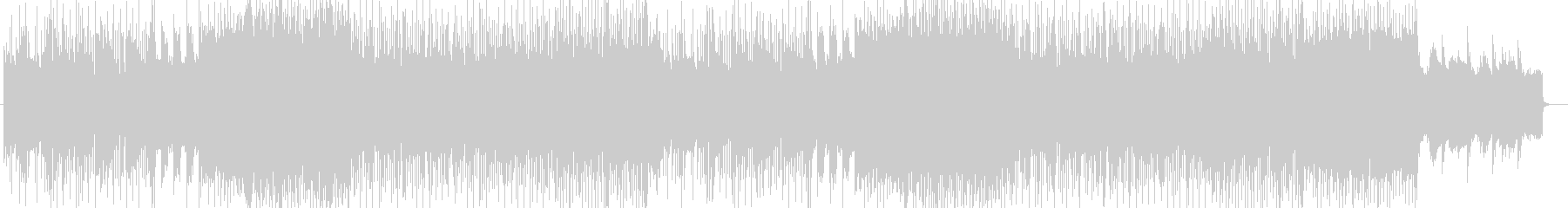 「HR/HM」「DARK」BGM132の未再生の波形