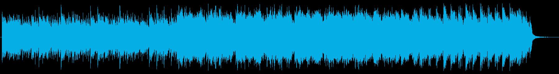 不思議/ピアノ/夢/ノスタルジック/の再生済みの波形