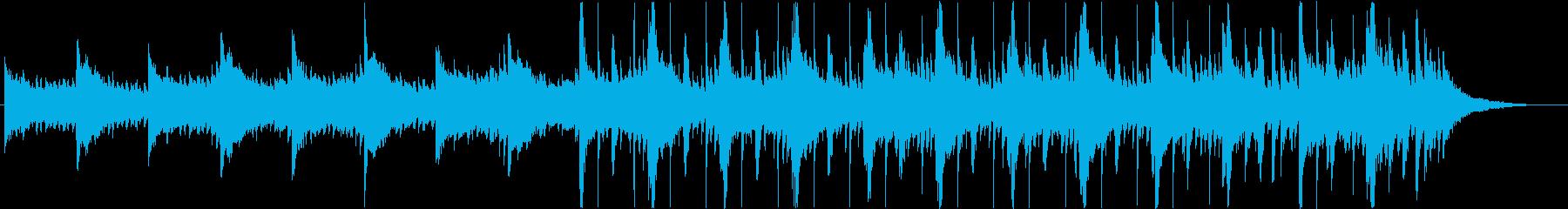 発見をテーマにした、インスピレーシ...の再生済みの波形