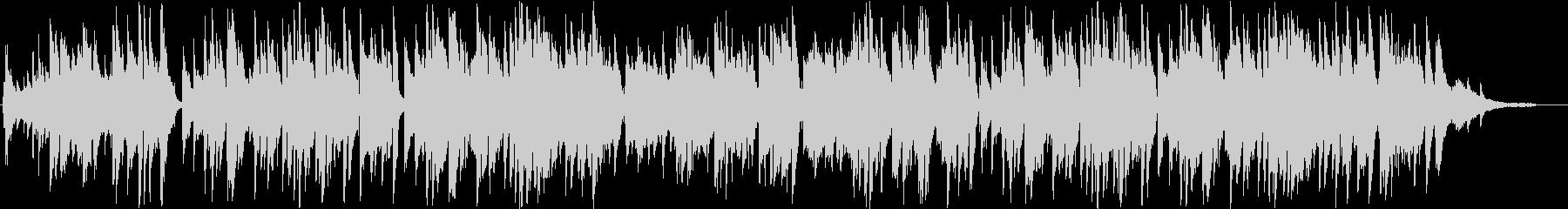 マンドリンのイタリア南欧系ジャズ・伴奏版の未再生の波形