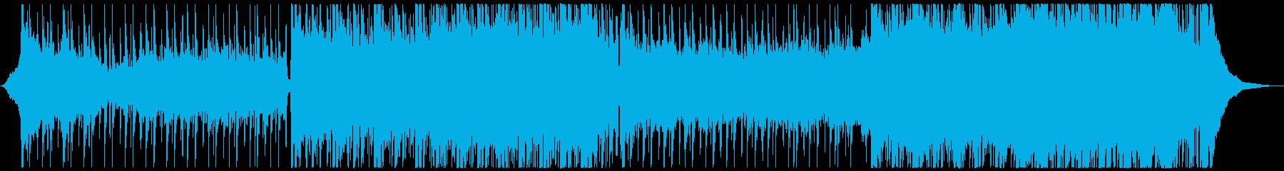 ブルース カントリー リラックス ...の再生済みの波形