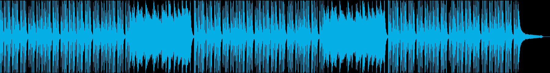 ピアノと弦のワルツ。そうだ、森を歩こう。の再生済みの波形