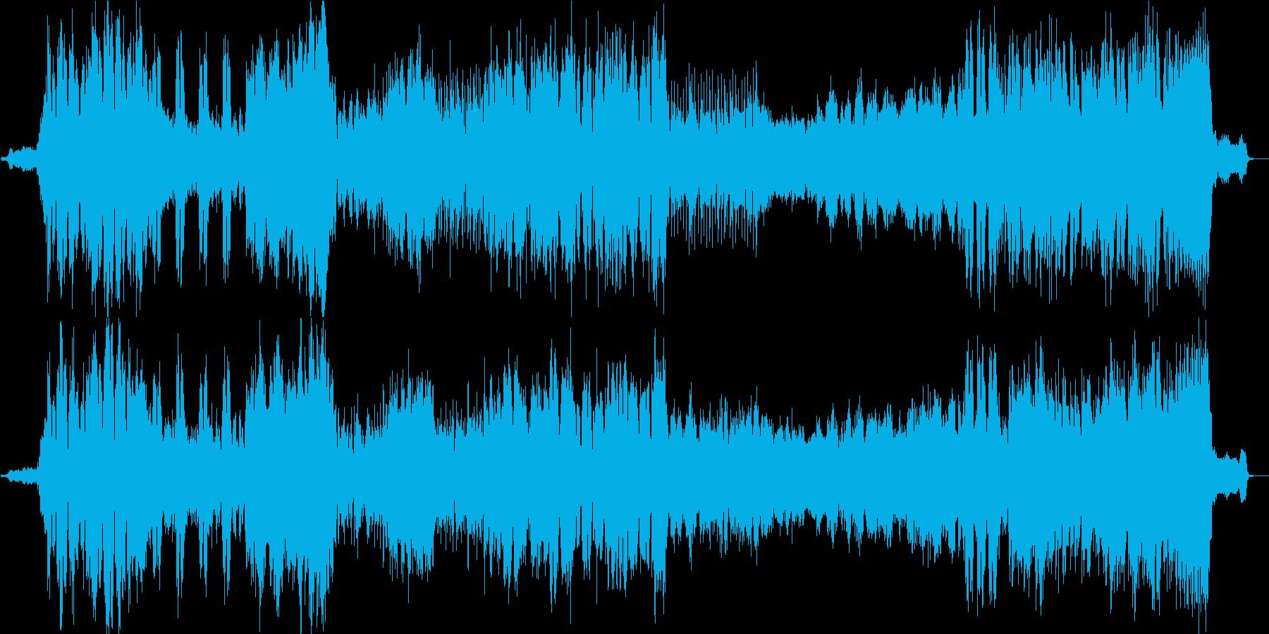 オーケストラ 勇敢な決断の再生済みの波形