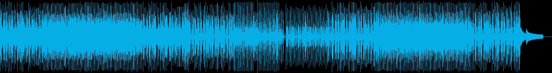 平成初期を感じるピコピコサウンドの再生済みの波形