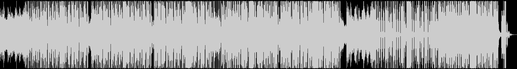 レゲトン研究所大胆なベースループを...の未再生の波形