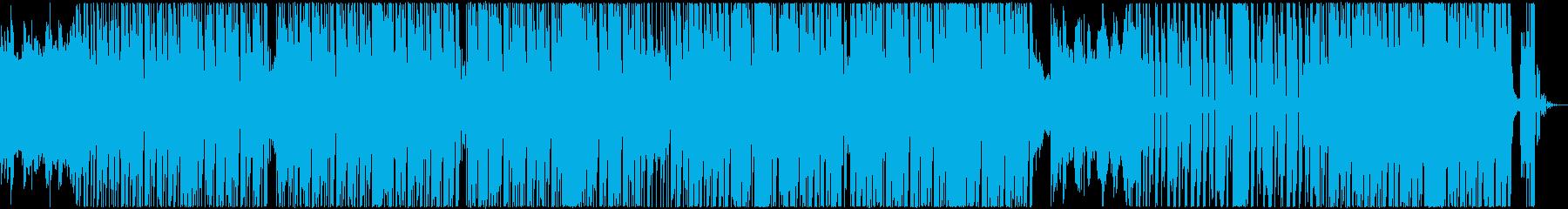 レゲトン研究所大胆なベースループを...の再生済みの波形