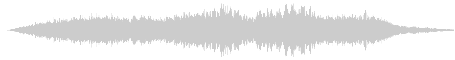 トランジション パッドスイープベント01の未再生の波形