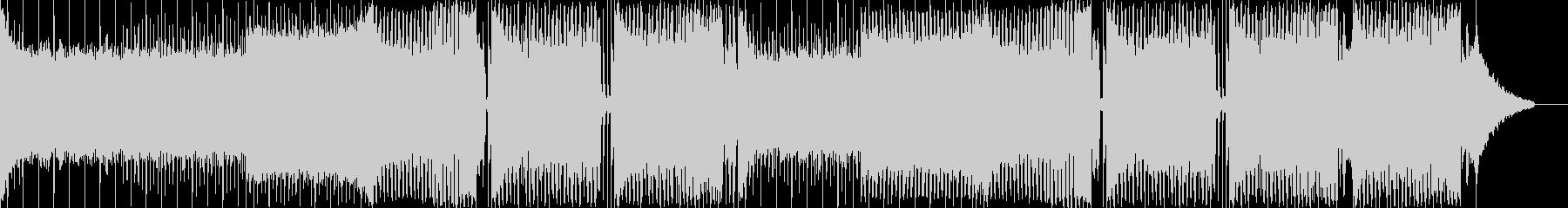 EDM定番の売れ線ハウス系&派手でクールの未再生の波形
