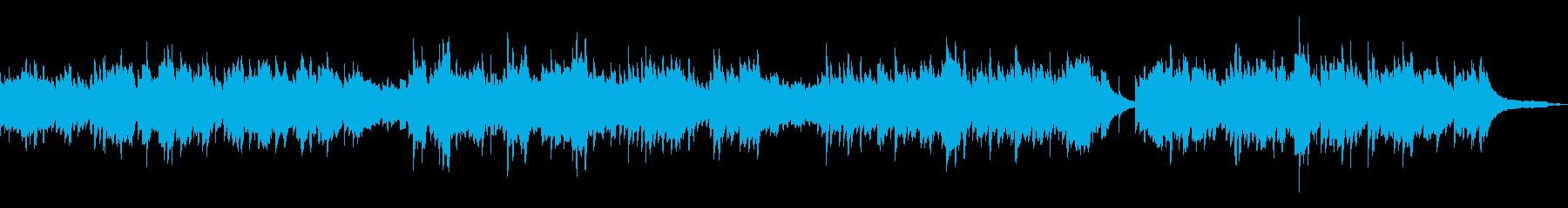 室内楽 アンビエントミュージック ...の再生済みの波形