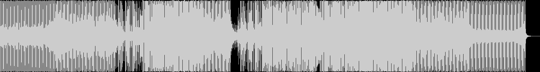 クラシックハウストリップ。の未再生の波形