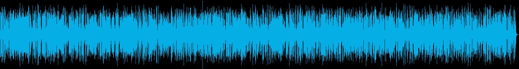 夜のジャズバー風ジャズピアノトリオ17分の再生済みの波形