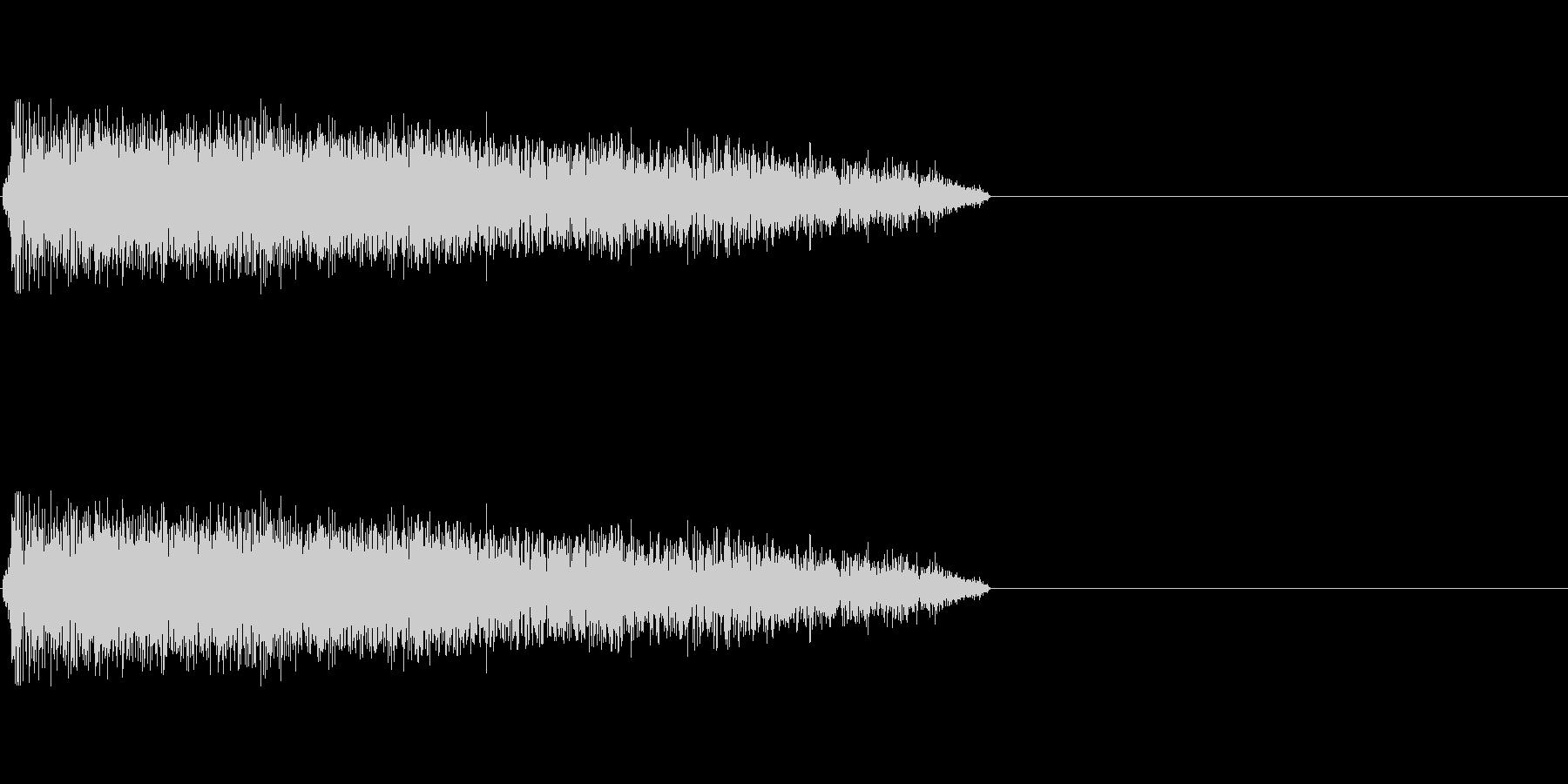 LoFiドラムキット07-シンバル01の未再生の波形