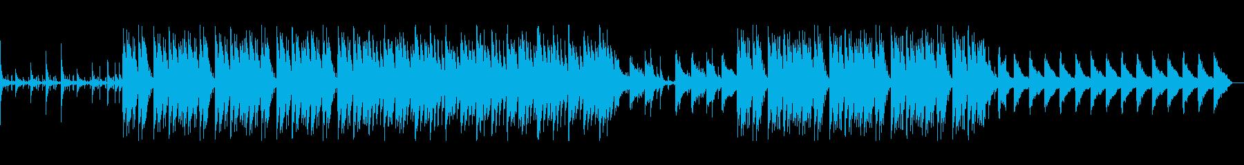 【メイン抜】アングラなHIPHOPの再生済みの波形