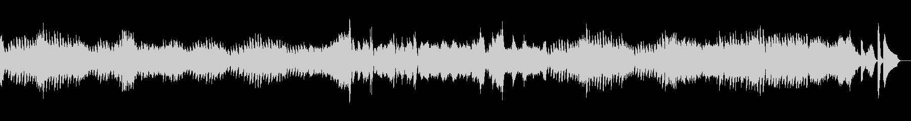エチュード 作品10-4オルゴールverの未再生の波形