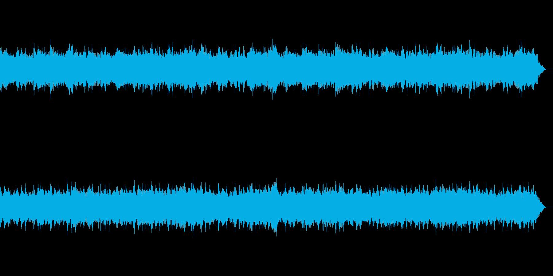 ヒーリング ディープ5の再生済みの波形