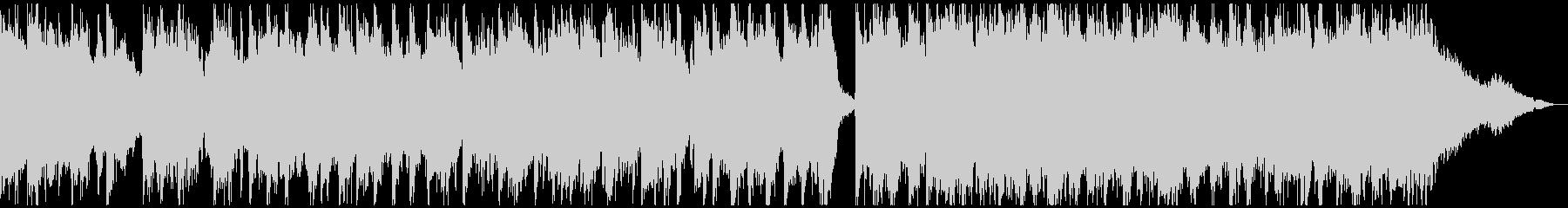 卒業 ピアノ バイオリン 1分の未再生の波形