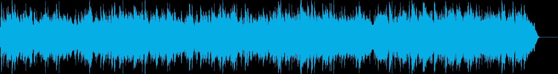 アコースティックイージーリスニング...の再生済みの波形