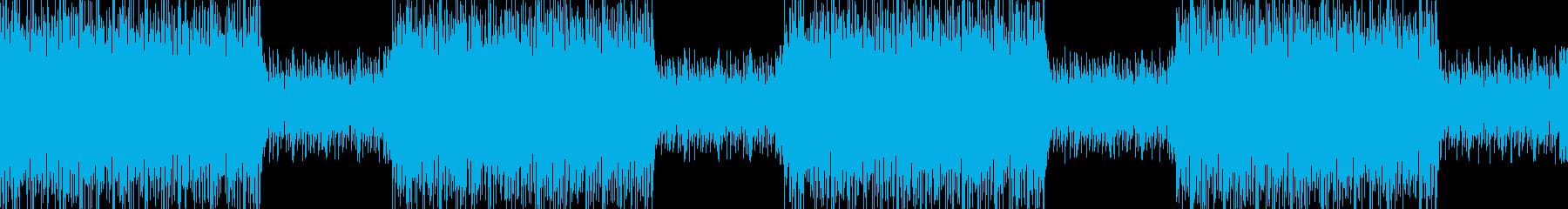 和風・和太鼓・三味線・迫力・わくわくの再生済みの波形