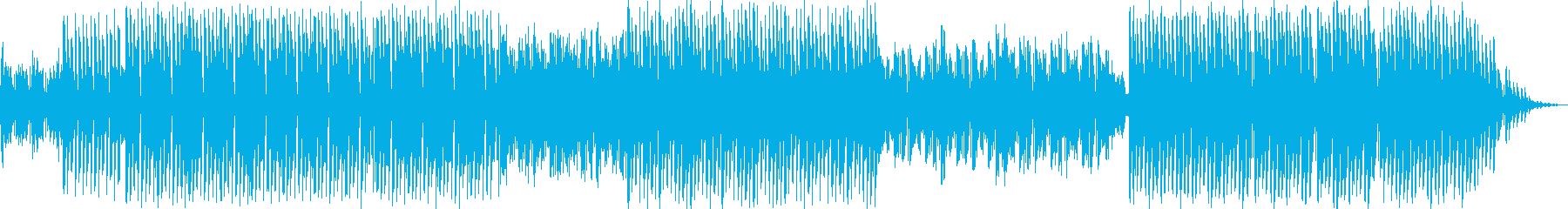 電子楽器。ファンキーでバウンシーな...の再生済みの波形