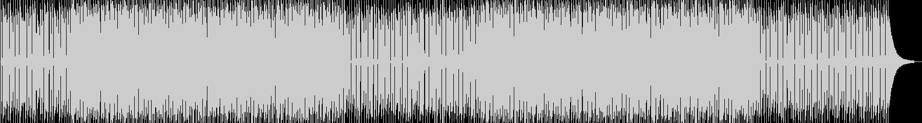 儚いおしゃれなボサノヴァ(Key +5)の未再生の波形