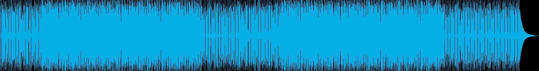 儚いおしゃれなボサノヴァ(Key +5)の再生済みの波形